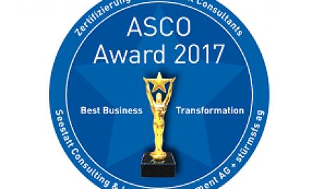 ASCO Award 2017